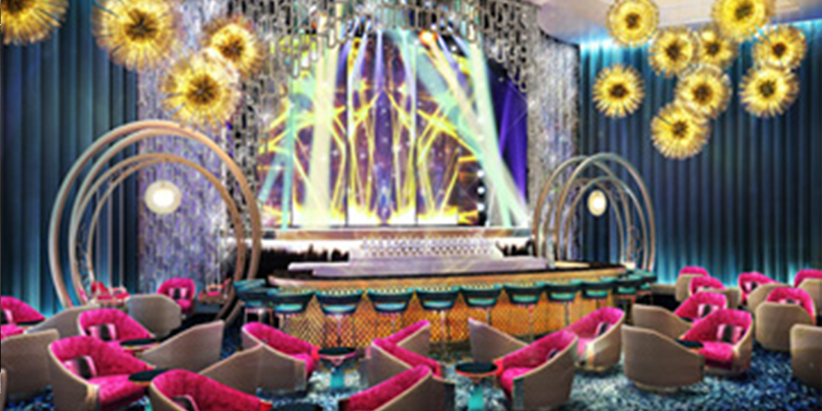 ENTERTAINMENT BAR