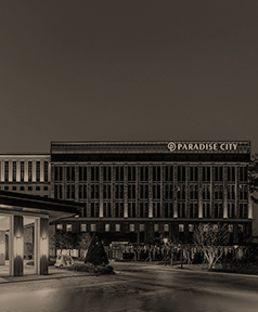 PARADISE CASINO INCHEON