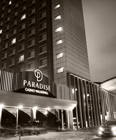 PARADISE CASINO WALKERHILL